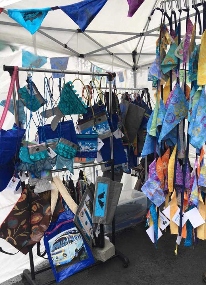 Seward Mermaid Festival Vendors