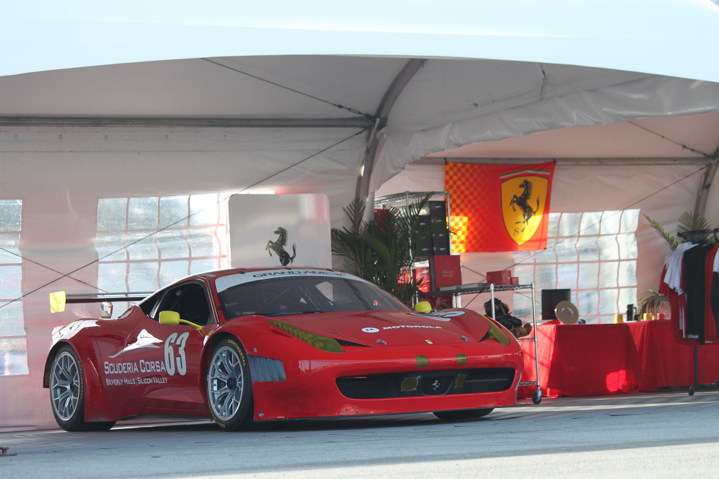 """AST provides all the 19"""" forged wheels for this FIA approved, one-make Ferrari Motorsport Championship held in Europe, Asia-Pacific and the United States. This driver focused race features the Ferrari 488 Challenge and 458 EVO."""
