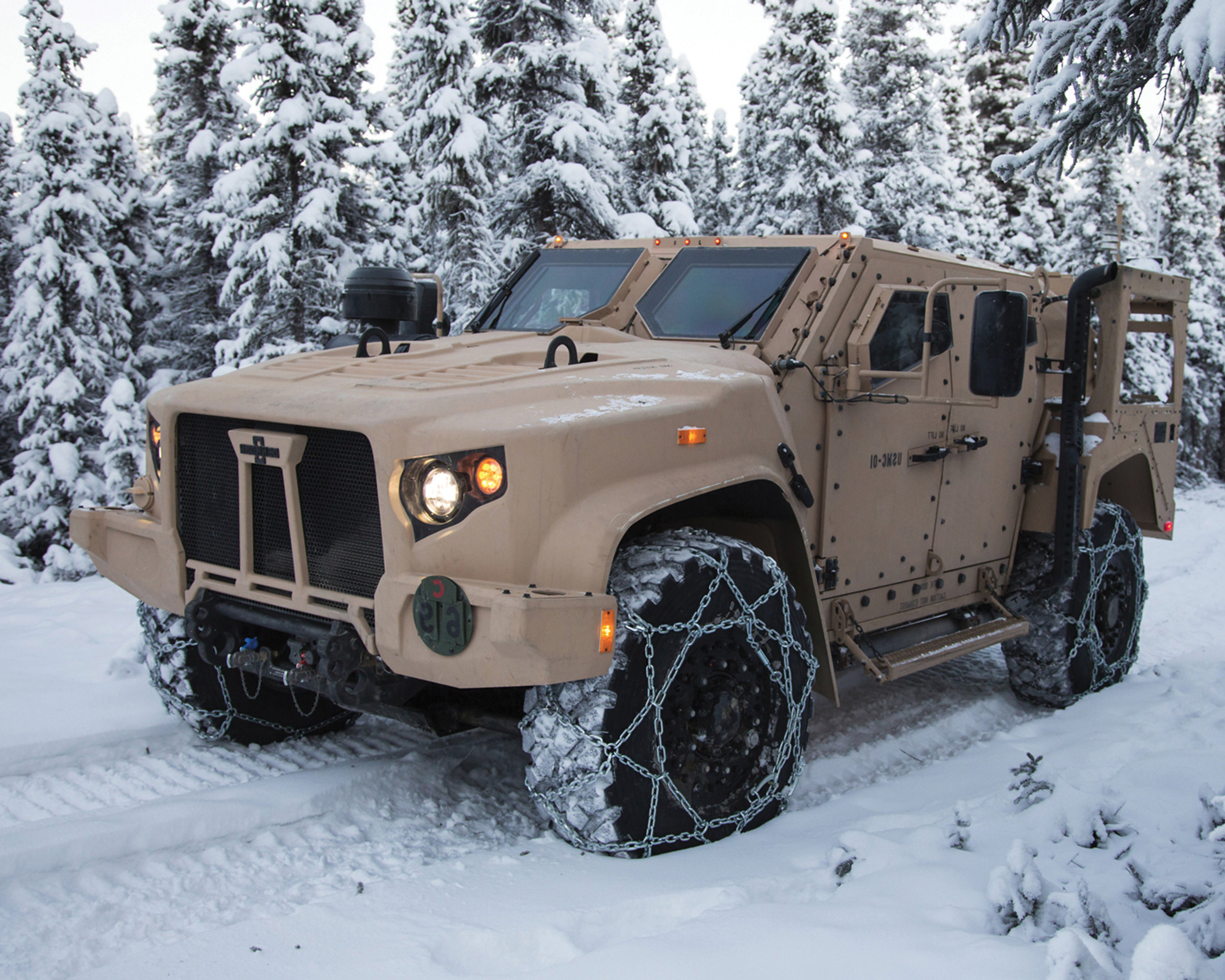 AST has long been the premier supplier of prototype and production wheels used in a proprietary run-flat wheels by international military suppliers. AST produced wheels are used on prominent platforms like the Boxer and Hummer replacement JLTV.