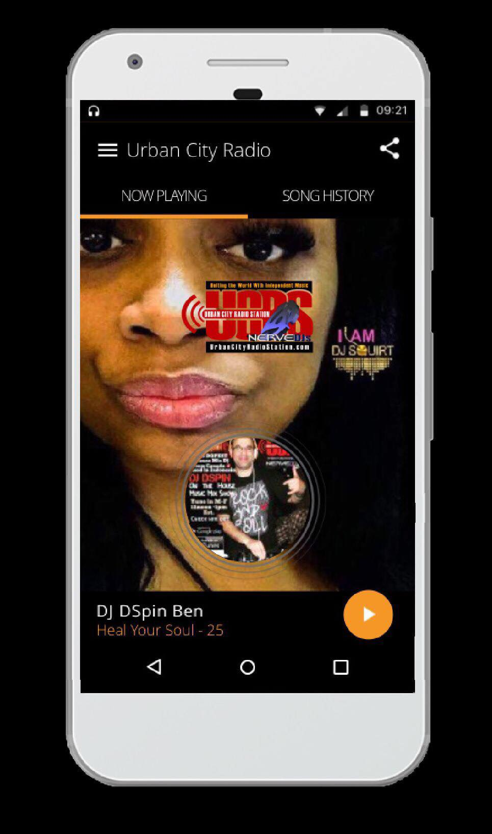 DOWNLOAD ON GOOGLE PLAY - LISTEN NOW