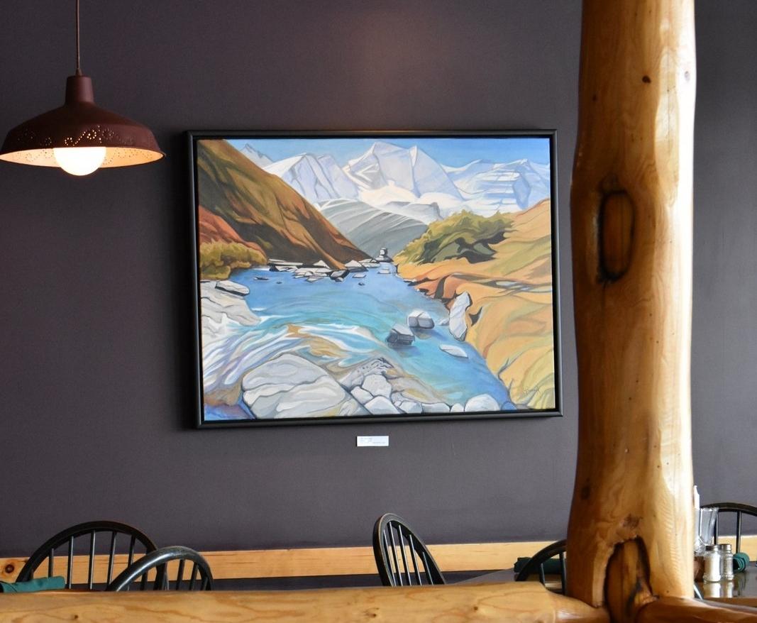 Fiddle River Restaurant - 620 Connaught DriveJasper, AB1-780-852-3032www.fiddleriverrestaurant.com