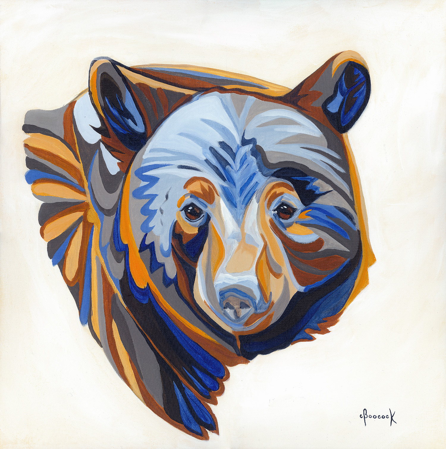 Cinnamon Bear
