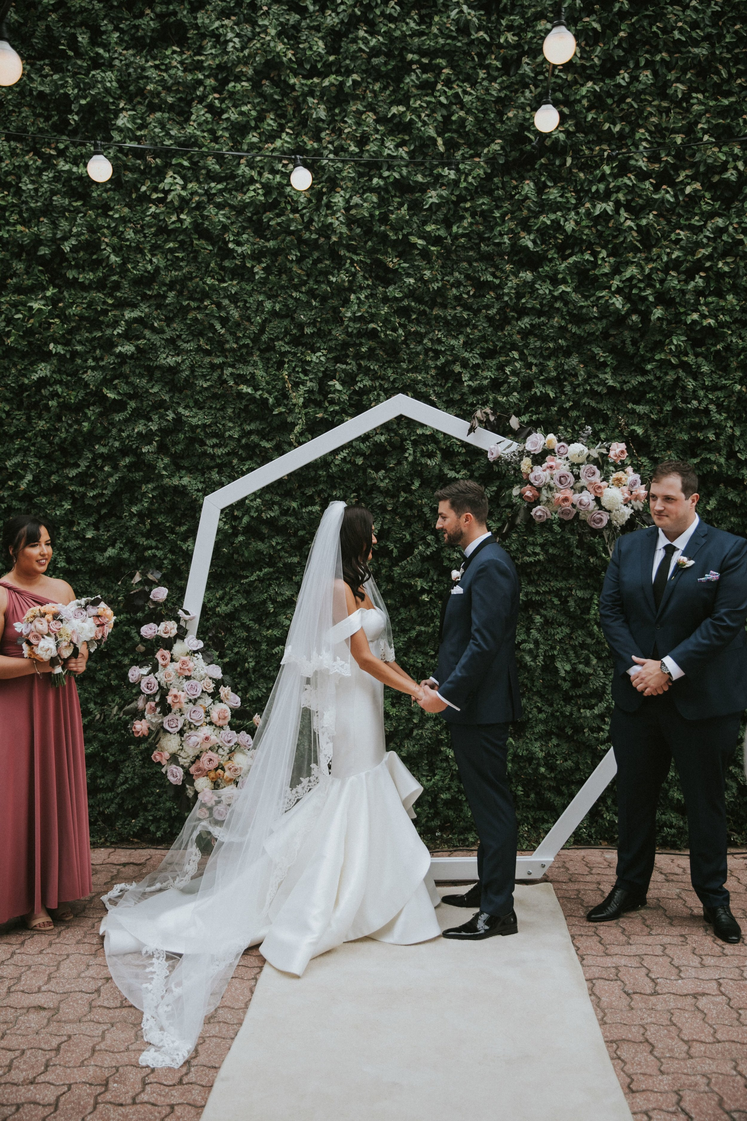 Melanie and Liam - Buttler lane RichmondPhotography by ateia photography