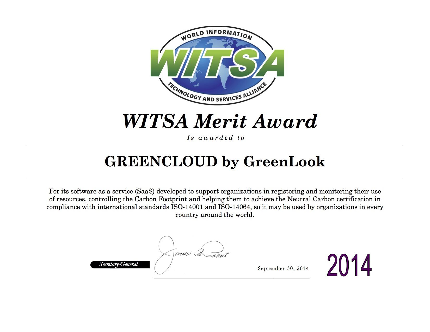 WITSA-2014MeritWinnerCertificate_GREENCLOUD.jpg