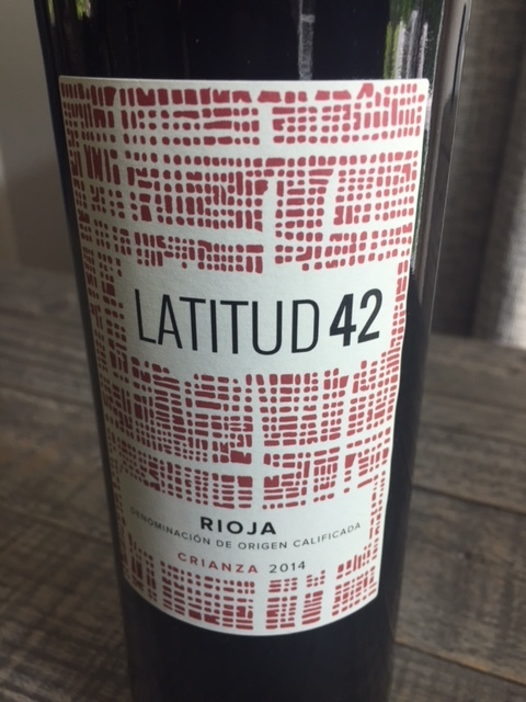 Episode 19: Latitud 42 Crianza a Rioja from Spain