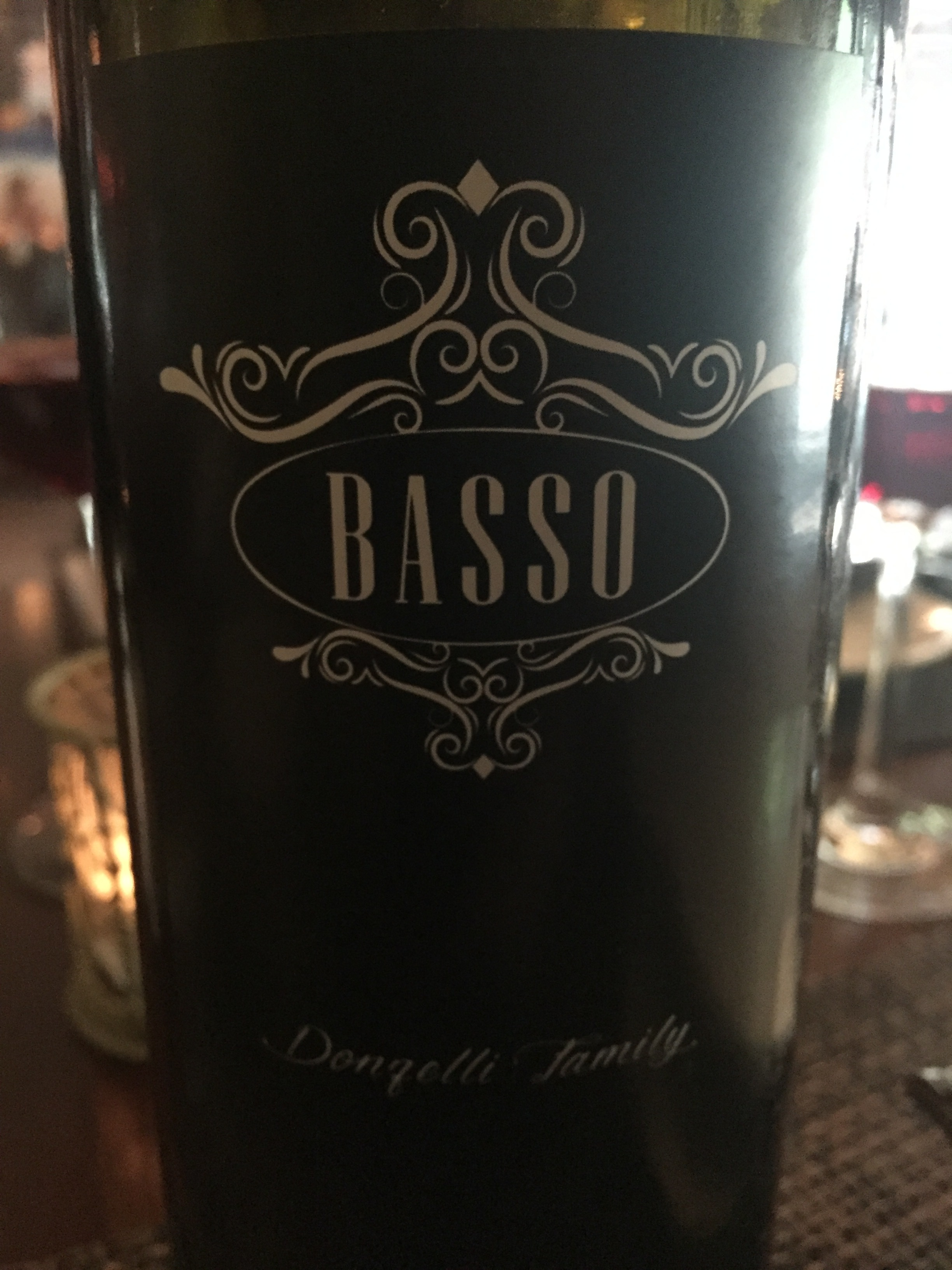 Episode 20: Basso a Toscan from the Donzelli Family Winery in Italy
