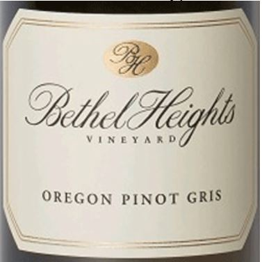 Episode 24: Pinot Gris from Bethel Heights in Oregon