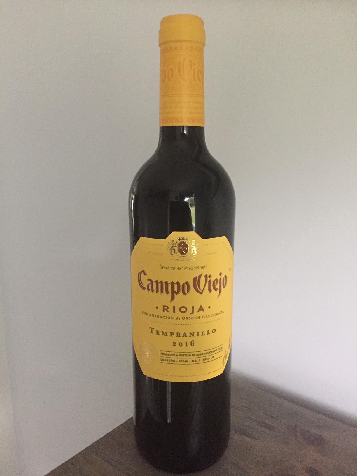 Episode 26: Campo Viejo, Spanish Tempranillo Rioja
