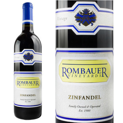Episode 32: Rombauer Zinfandel, Napa Valley California