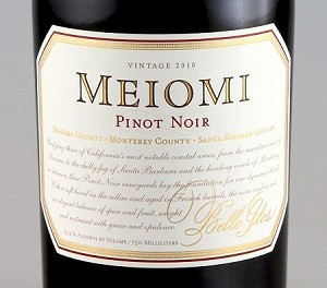 Episode 35: Meiomi Pinot Noir, California