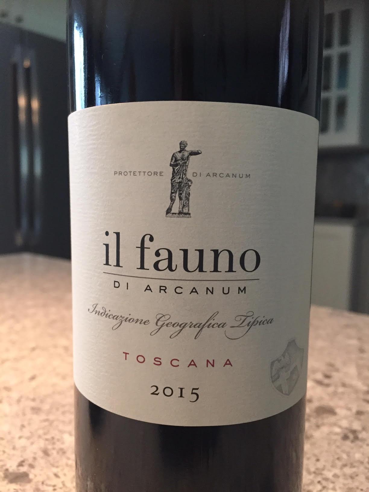 Episode 41: IL Fauno Di Aranum a nice Toscana blend