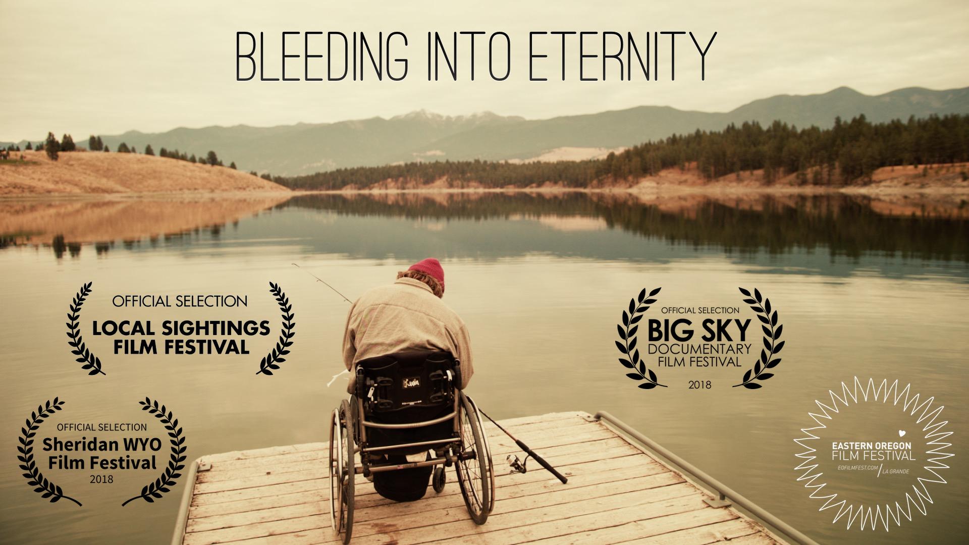 Bleeding Into Eternity poster.jpg