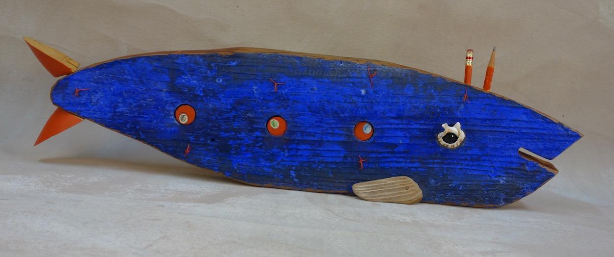 Royal Blue Whale