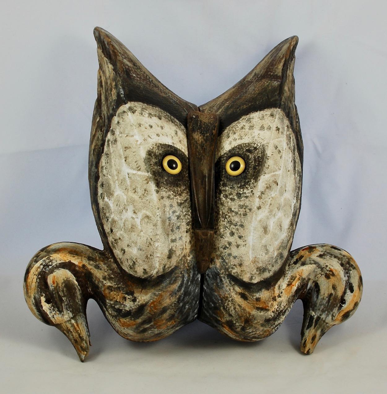 Shoehorn Owl