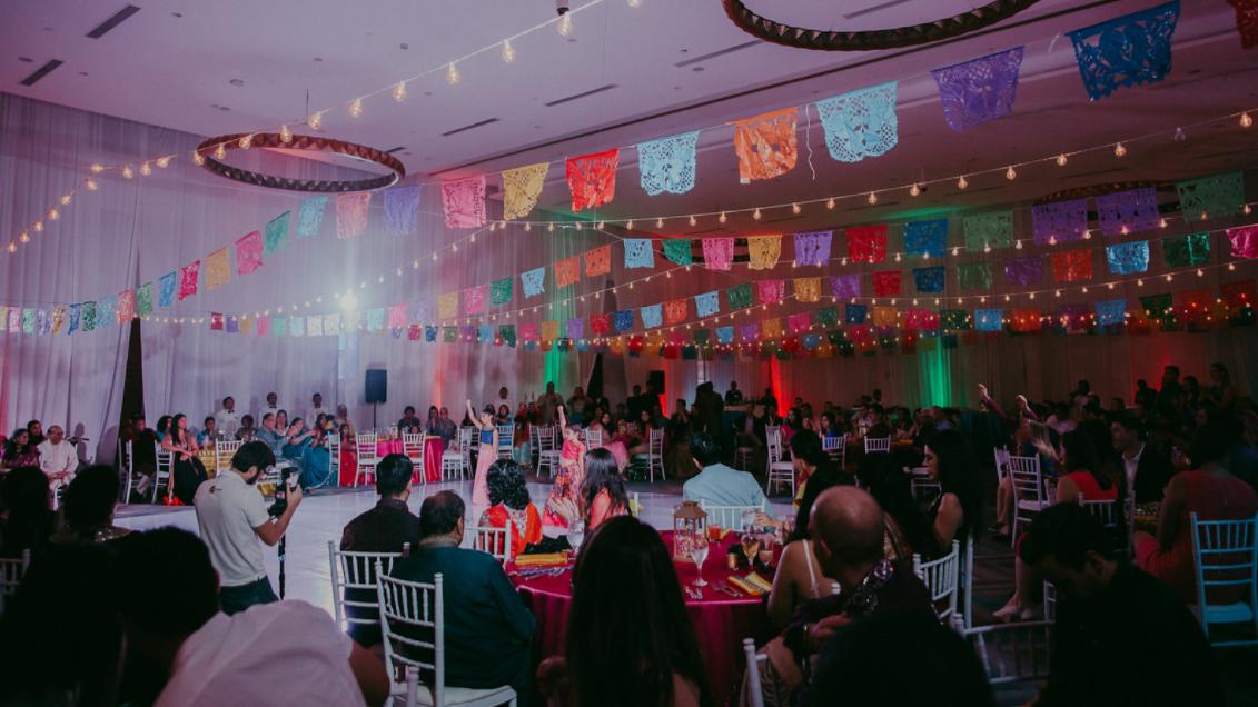 Sangeet Indian Destination Wedding Cost Cancun Mexico.PNG