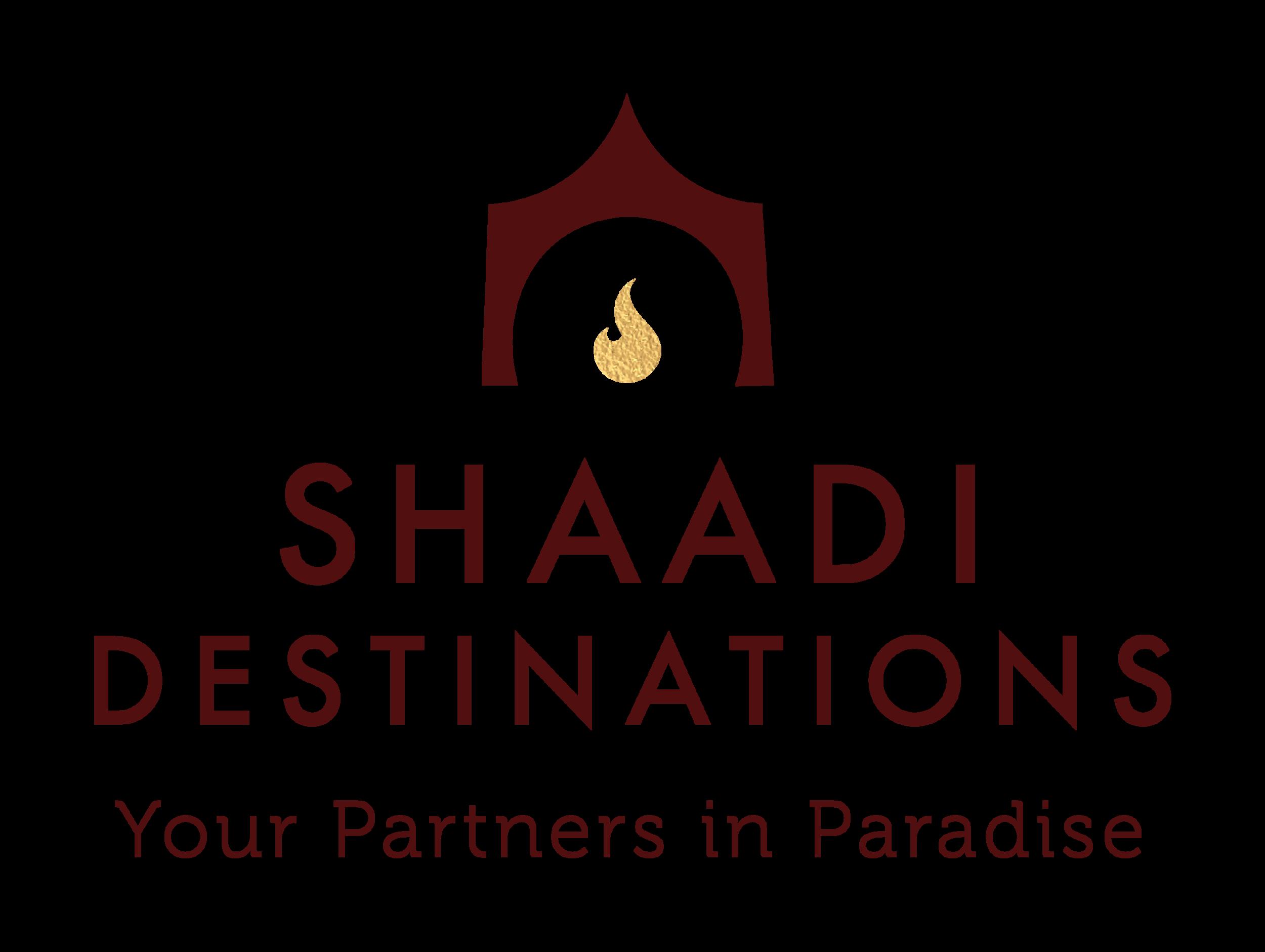 Shaadi Destinations logo 2