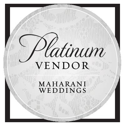 Maharani Weddings - Indian Destination Weddings Platinum Vendor.png