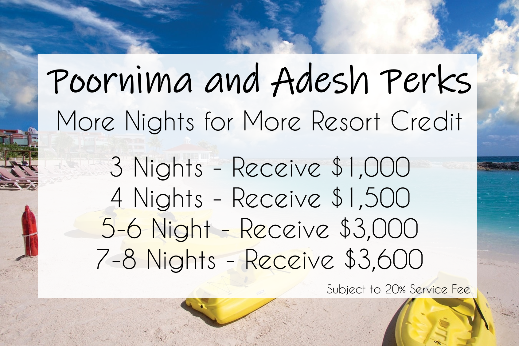 Poornima and Adesh - Perks.png