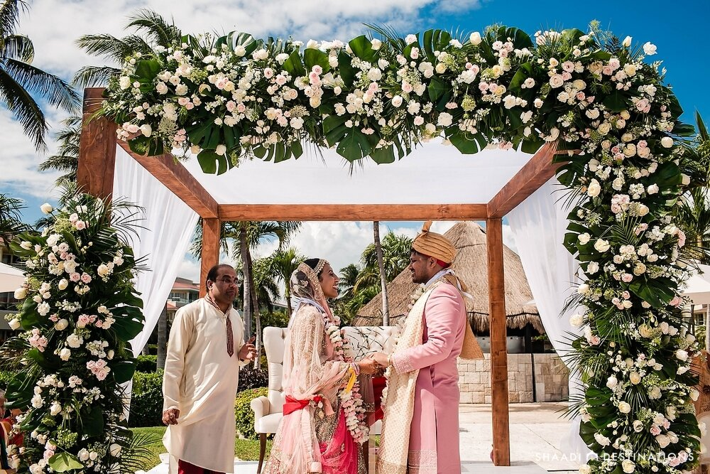 Secrets To Stretching Your Destination Indian Wedding Budget Secret One Indian Destination Weddings In Mexico And The Caribbean