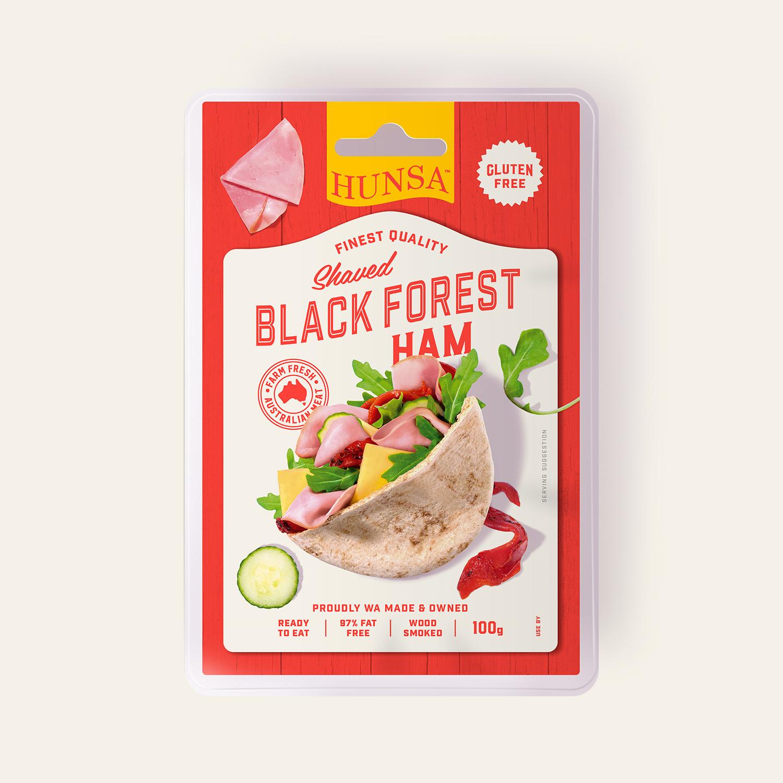 Black Forest Ham 100g