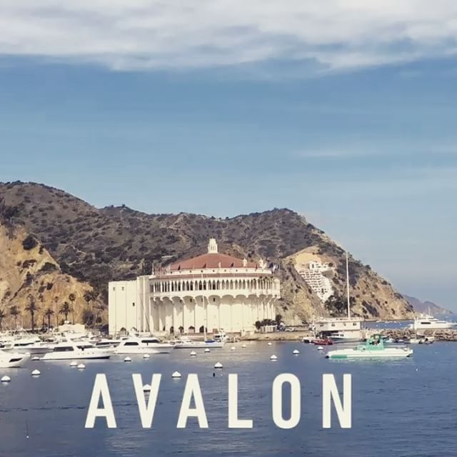 AVALON. #catalinaisland #avalon #california #vacation #summer @tblablabla