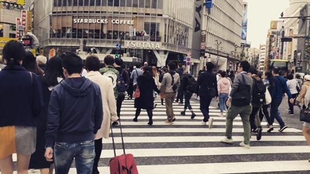 Tokyo was insane. 🤯😎#tokyo #japan #megacity #shibuyacrossing #ginza #roppongihills #friends @benniiboii @sean_hadley @skycop4