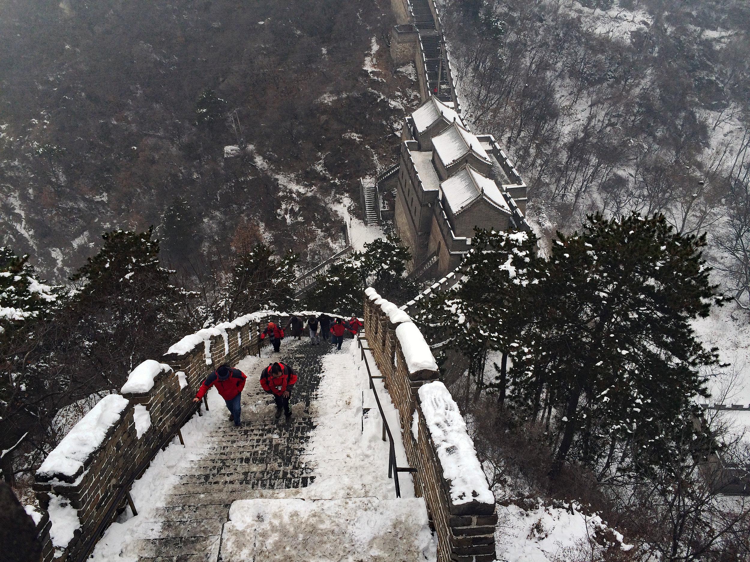 Great Wall of China (Mutianyu Section) CHINA