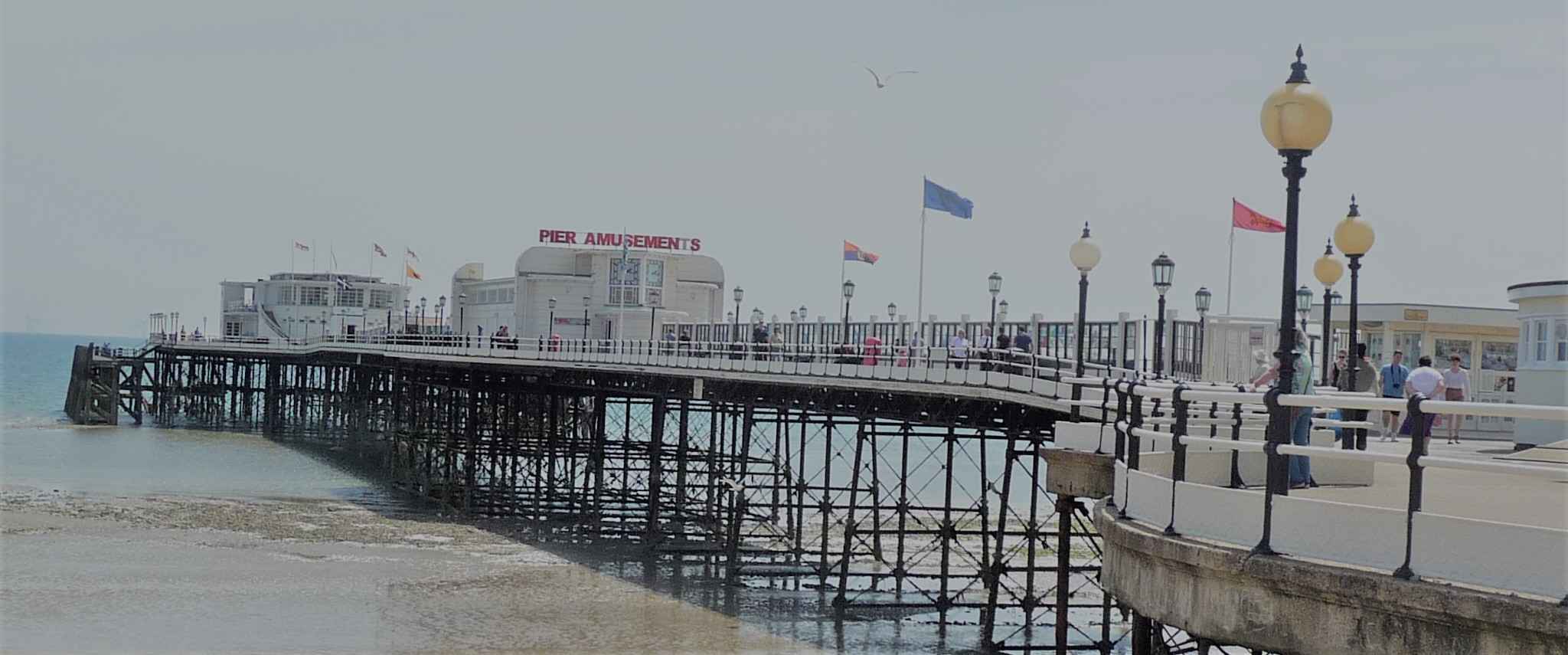 The Pier, Worthing UK