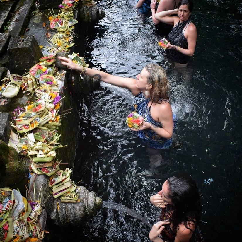 Titra Empul offerings.