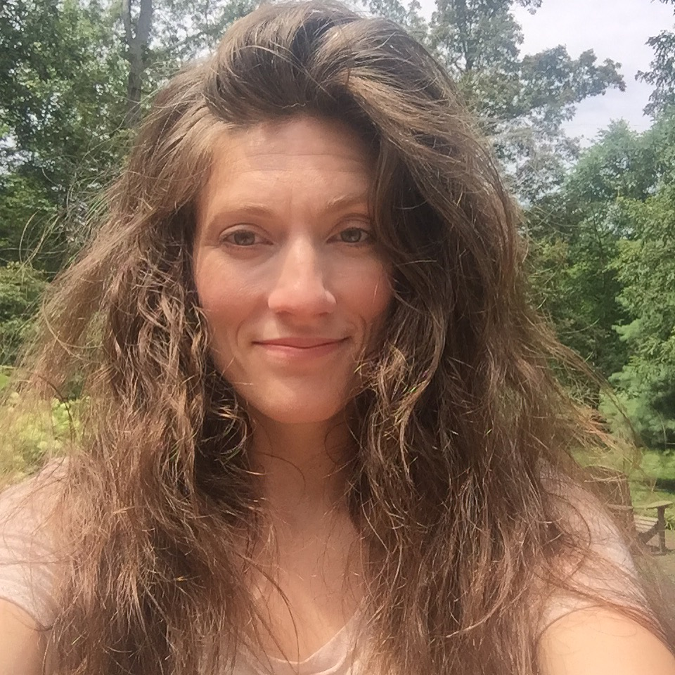 Summer 2016, I documented my air-dried and combed hair.