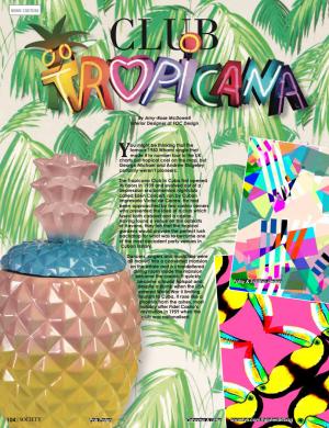 Club Tropicana | Society Magazine