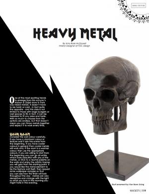 Heavy Metal | Society Magazine