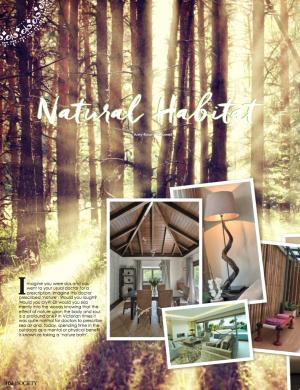 Natural Habitat | Society Magazine