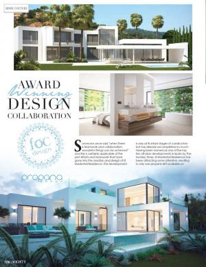 Award Winning Design Collaboration | Society Magazine