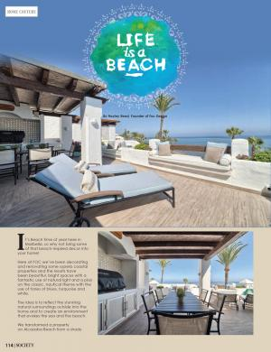 Life is a Beach | Society Magazine
