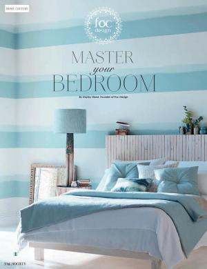 Master Your Bedroom | Society Magazine