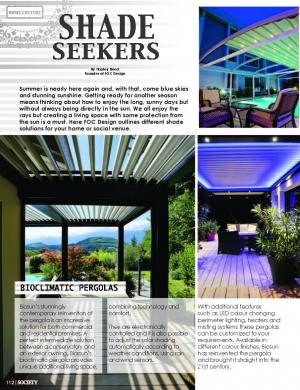 Shade Seekers | Mirror Mirror on the Wall | Society Magazine