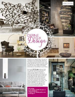 Define your Design | Society Magazine