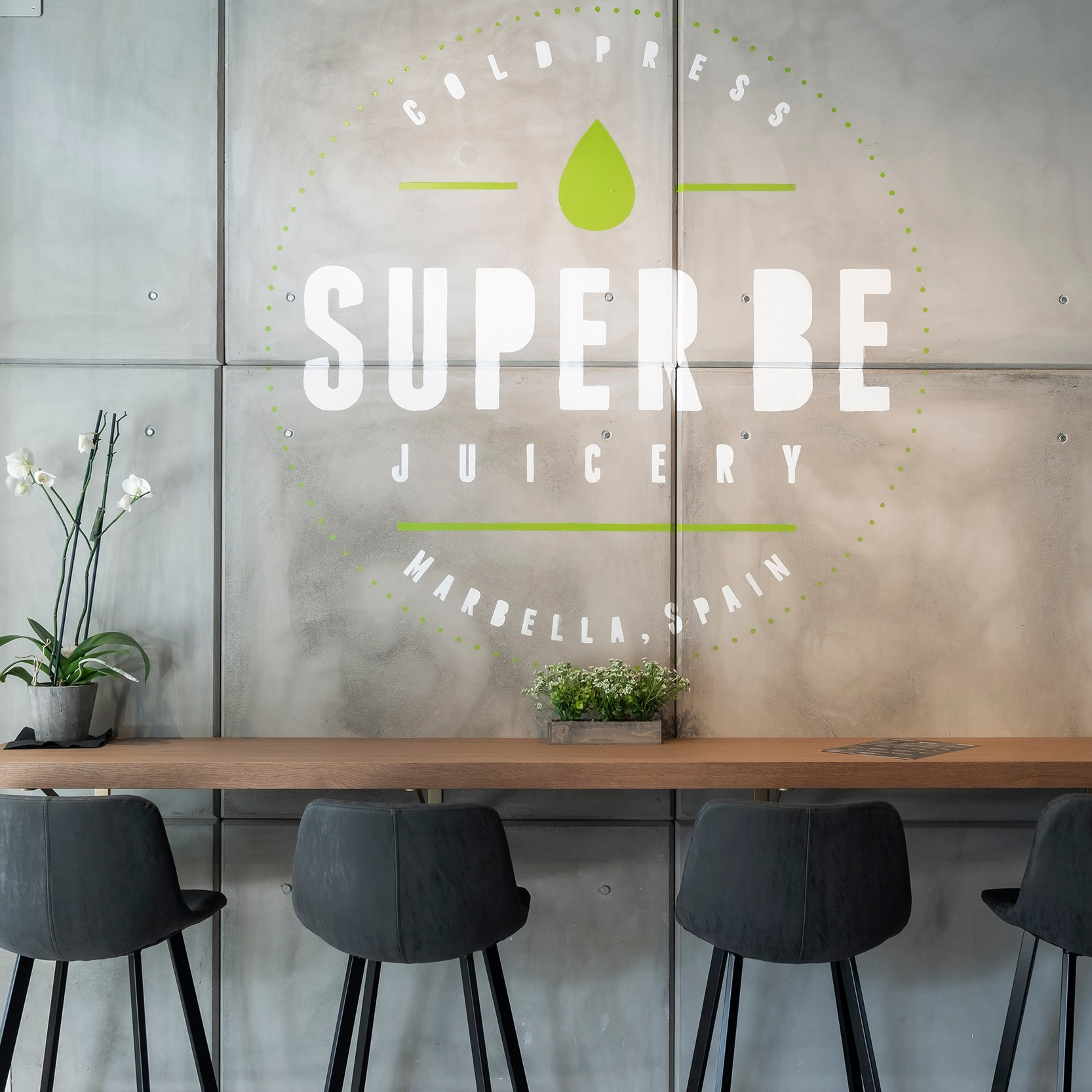 SUPER BE JUICERY - COMMERCIAL