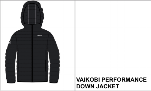 competing at Rescue 2018 in Aidelaide? - Vaikobi 100% natural down jacketlight, breathable, warm!email us for special order!