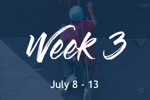 East Fork Scout Camp at Hinckley Scout Ranch | Week 3