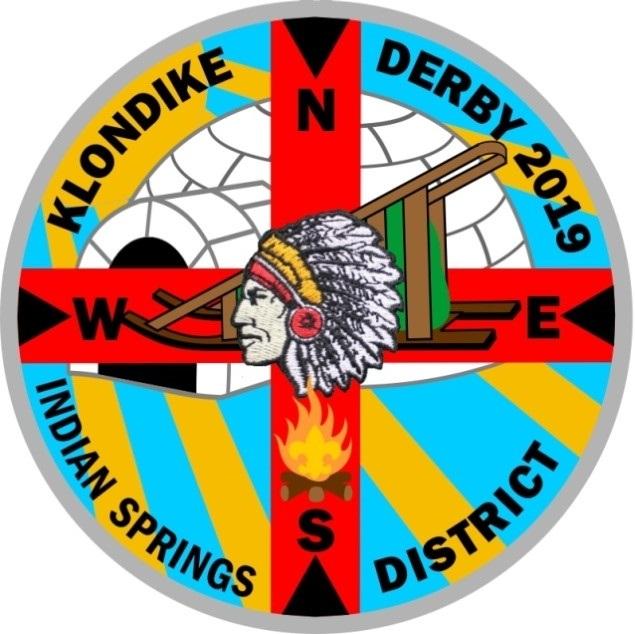 2019 D03 Indian Springs Klondike Derby Patch.jpg