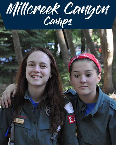 Millcreek Canyon Camps