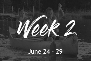 East Fork Scout Camp at Hinckley Scout Ranch | Week 2 FULL