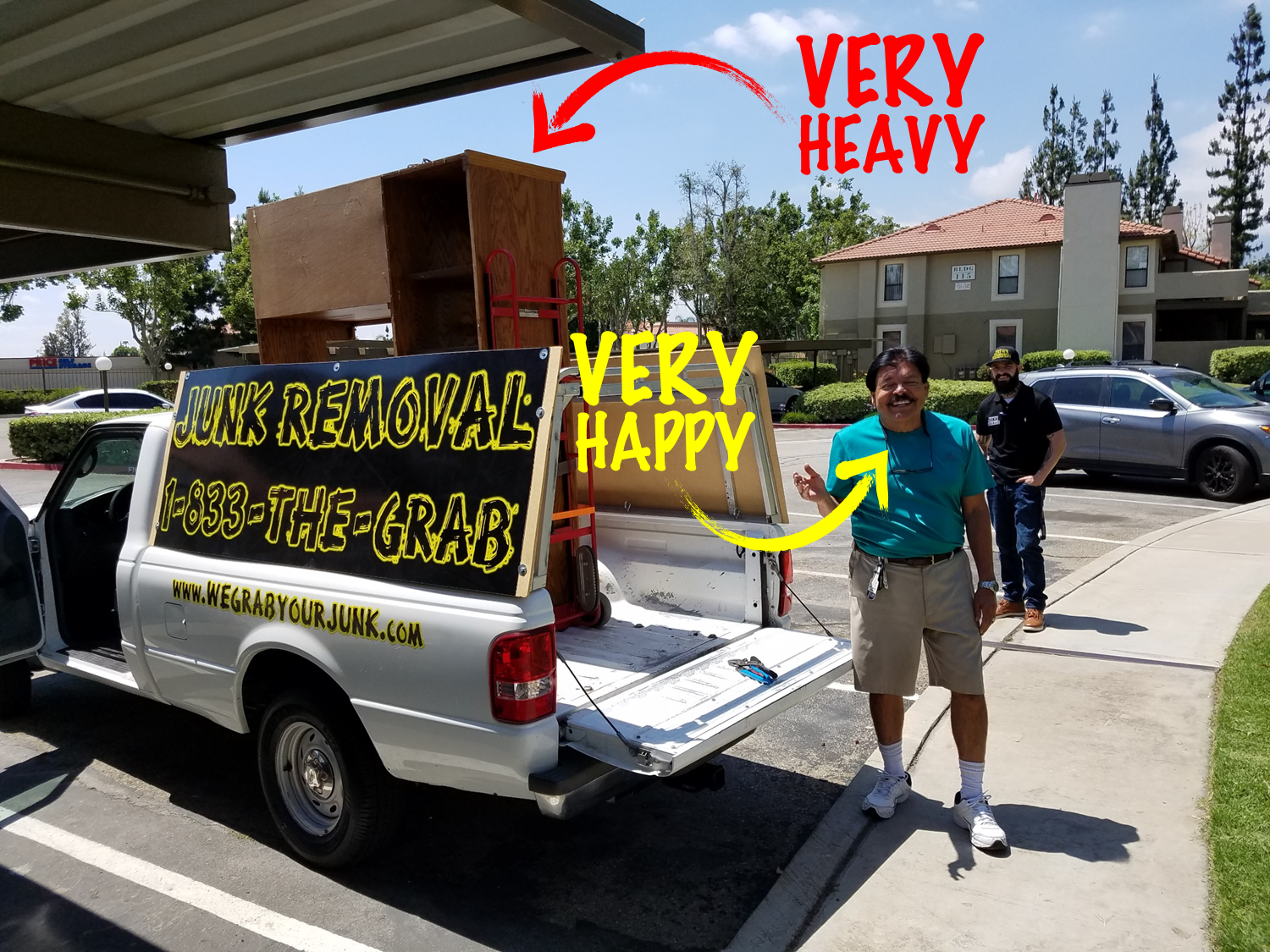 Furniture Removal - Happy Customer.png