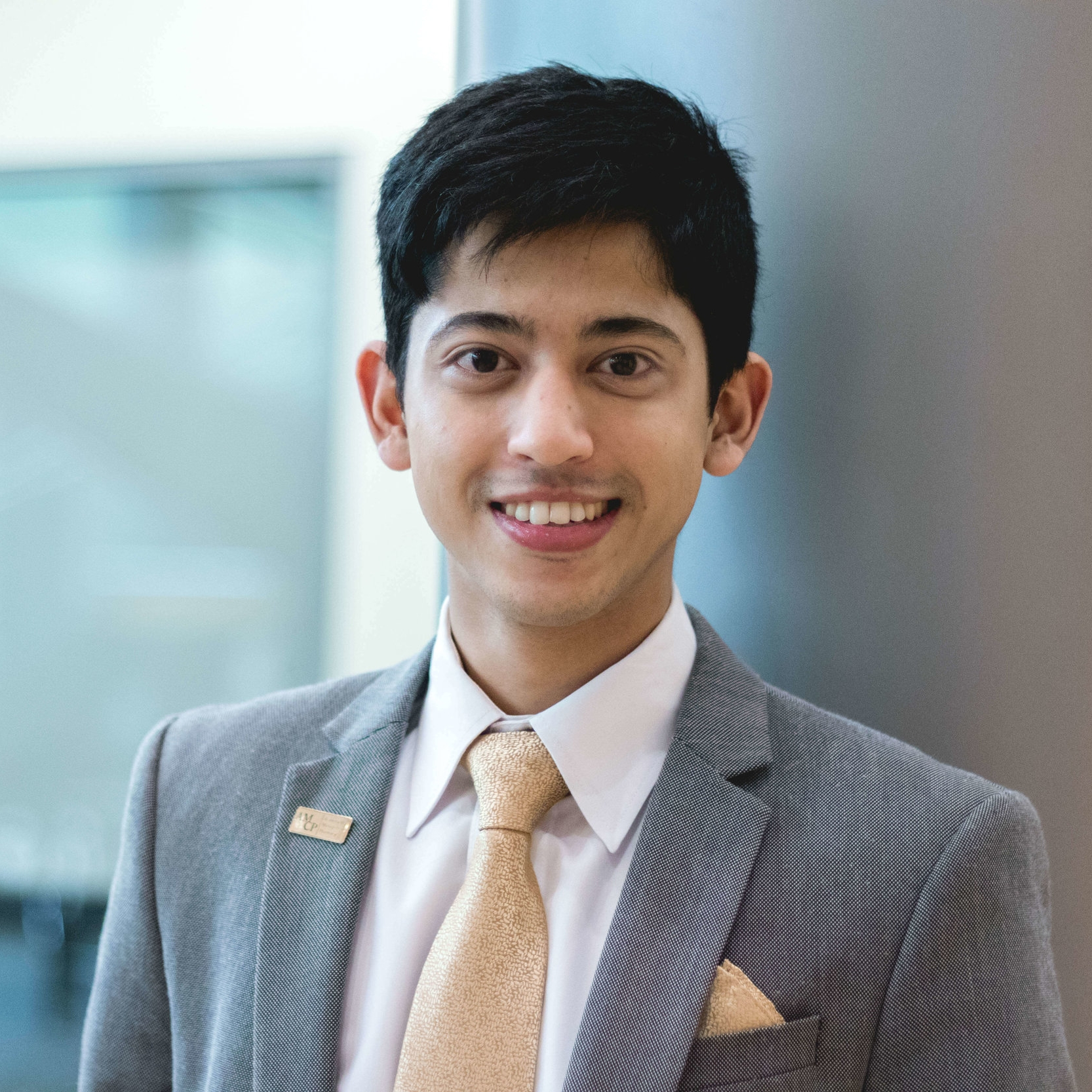 Nihal Narsipur, Pharm.D. Candidate 2019, serves on the Rutgers Academy of Managed Care Pharmacy Board of Directors, and is interested in pursuing a career in the pharmaceutical industry upon graduation.