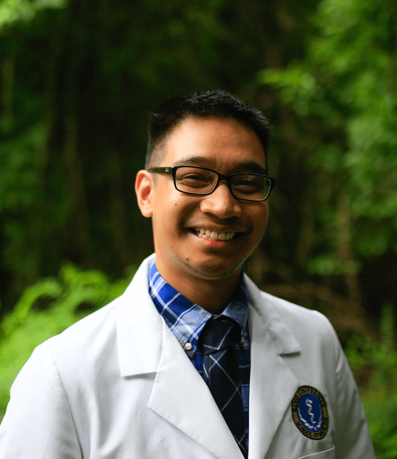 Anthony Silvestre, MS-2, Ross University School of Medicine