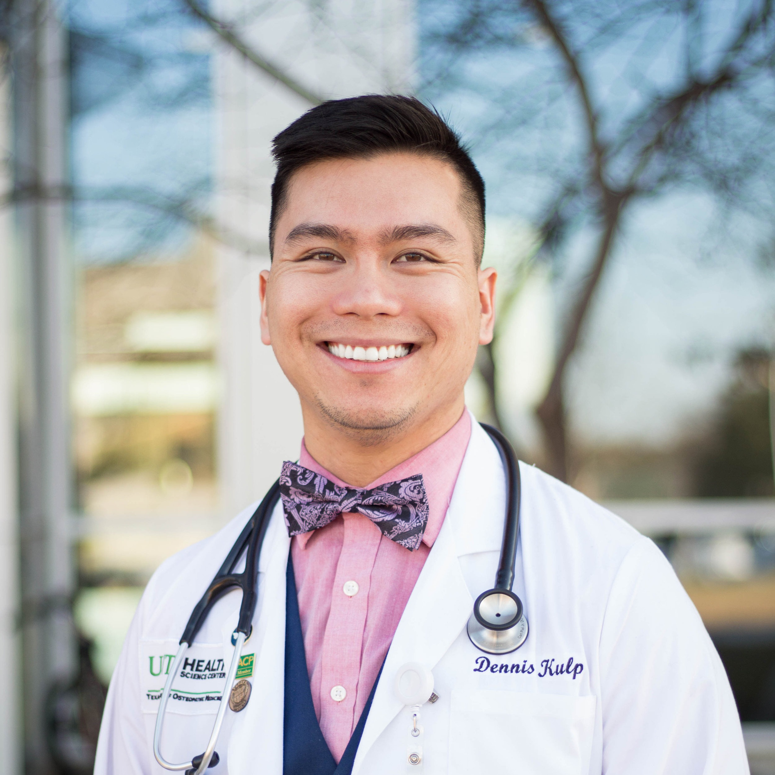 Dennis Kulp, OMS-2, Texas College of Osteopathic Medicine