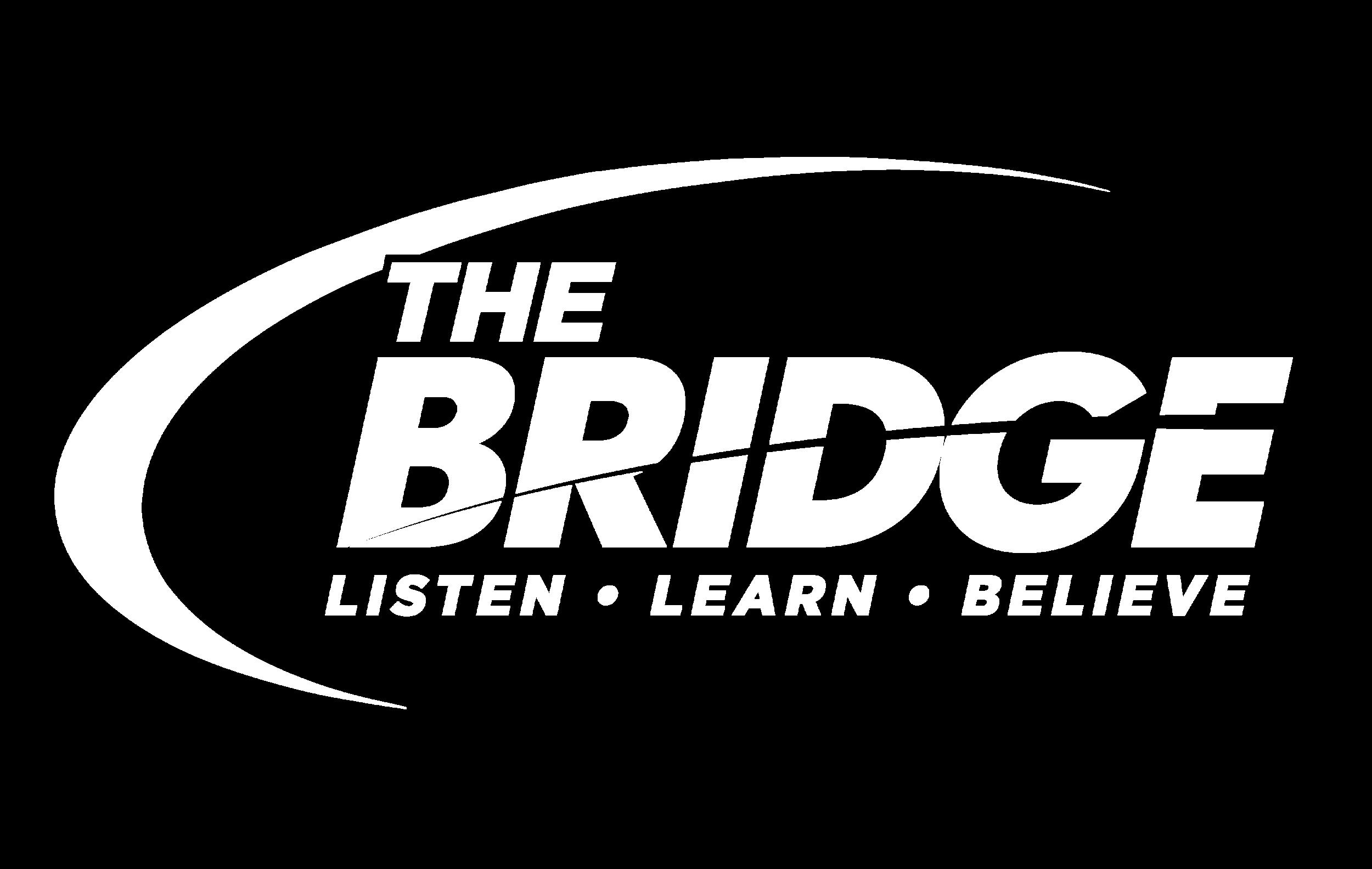 Bridge Generic Logo - White - No Frequency.png