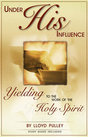 Under His Influence:  Yielding to the Work of the Holy Spirit - ISBN: 9781597510011PurchaseAre you trying to live the Christian life, but finding yourself struggling rather than rejoicing? Are you lacking the power you need to experience true joy in times of trial, and to reach others with an effective godly witness? To live the Christian life in God's strength, we need to be filled with His Spirit. We need to be continually under His influence if we are to lead lives marked by the fruit of the Spirit, including love, joy, peace, longsuffering, kindness, goodness, faithfulness, gentleness, and self-control.